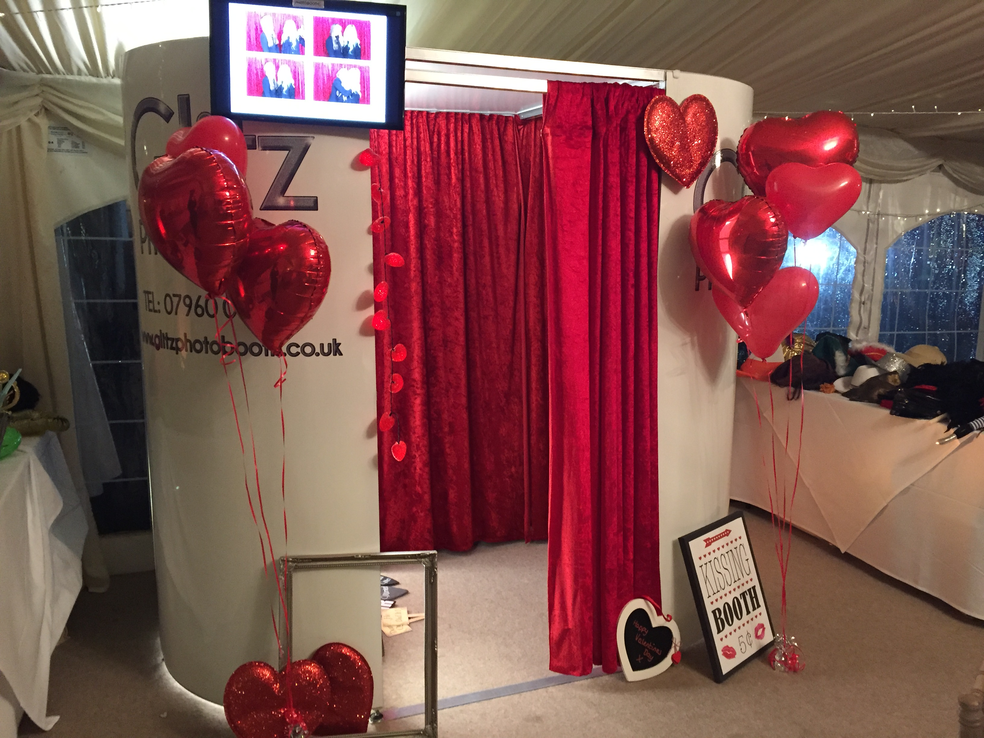 love booth